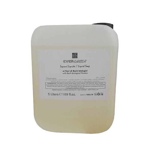 Sapone Liquido 5L Vero EverGreen