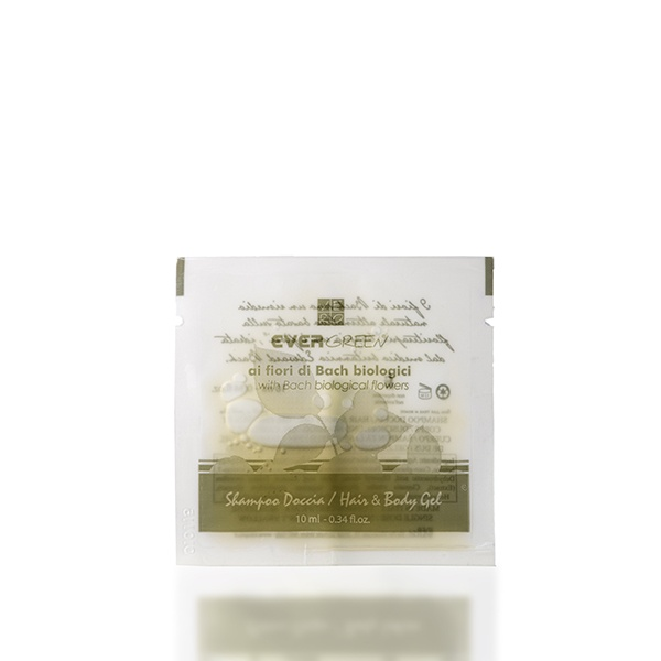 Shampoo Doccia 10ml Vero EverGreen