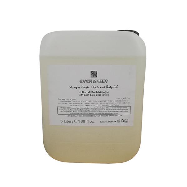 Shampoo Doccia 5L Vero EverGreen