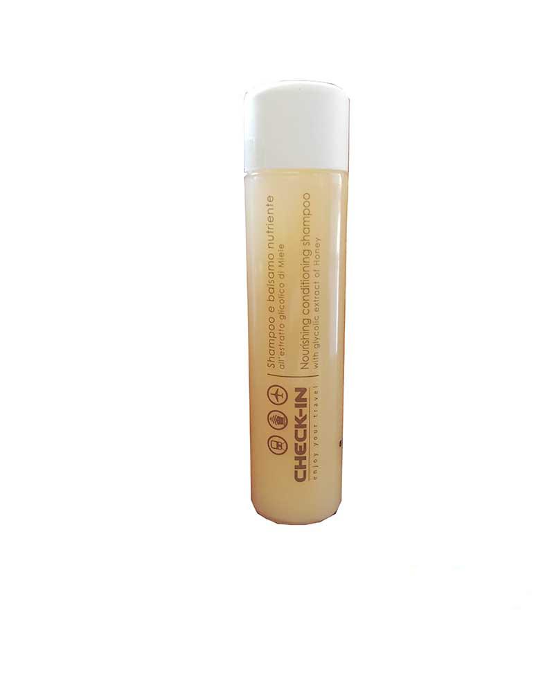 Shampoo Balsamo 30ml Check-In