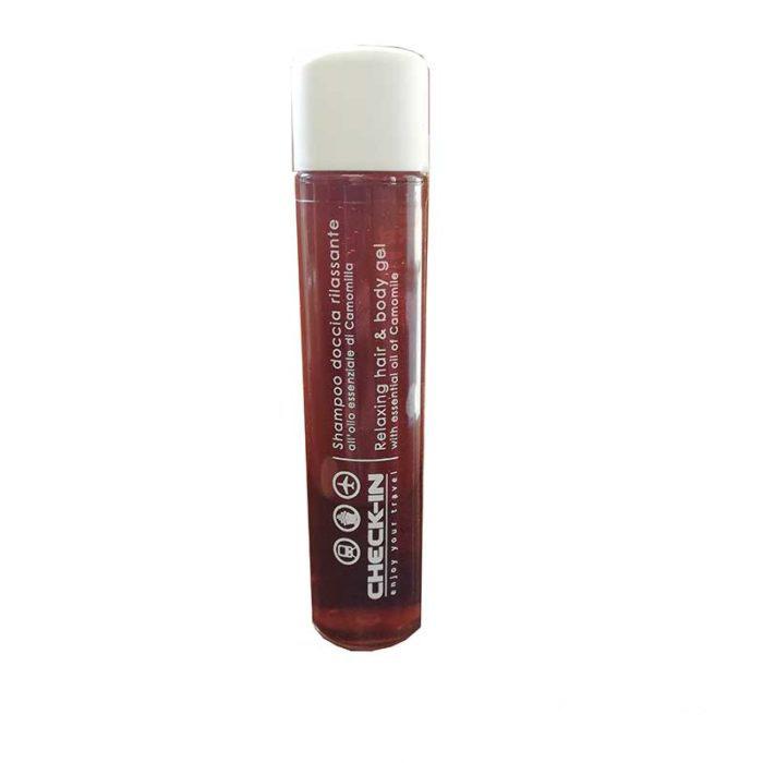 ShampooDoccia 30ml Check-In