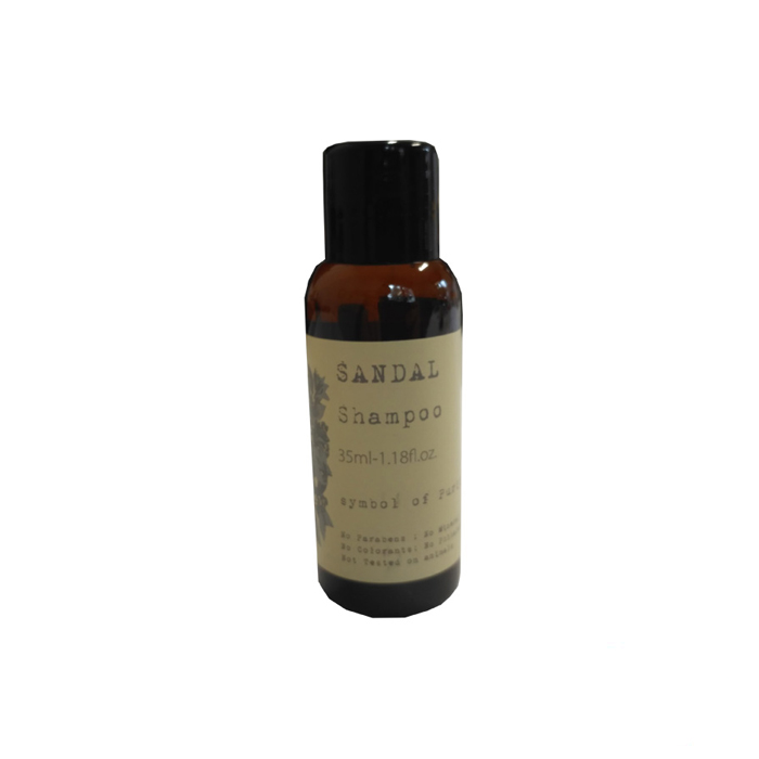 Shampoo Sandal 35ml (cartone da 226pz.)