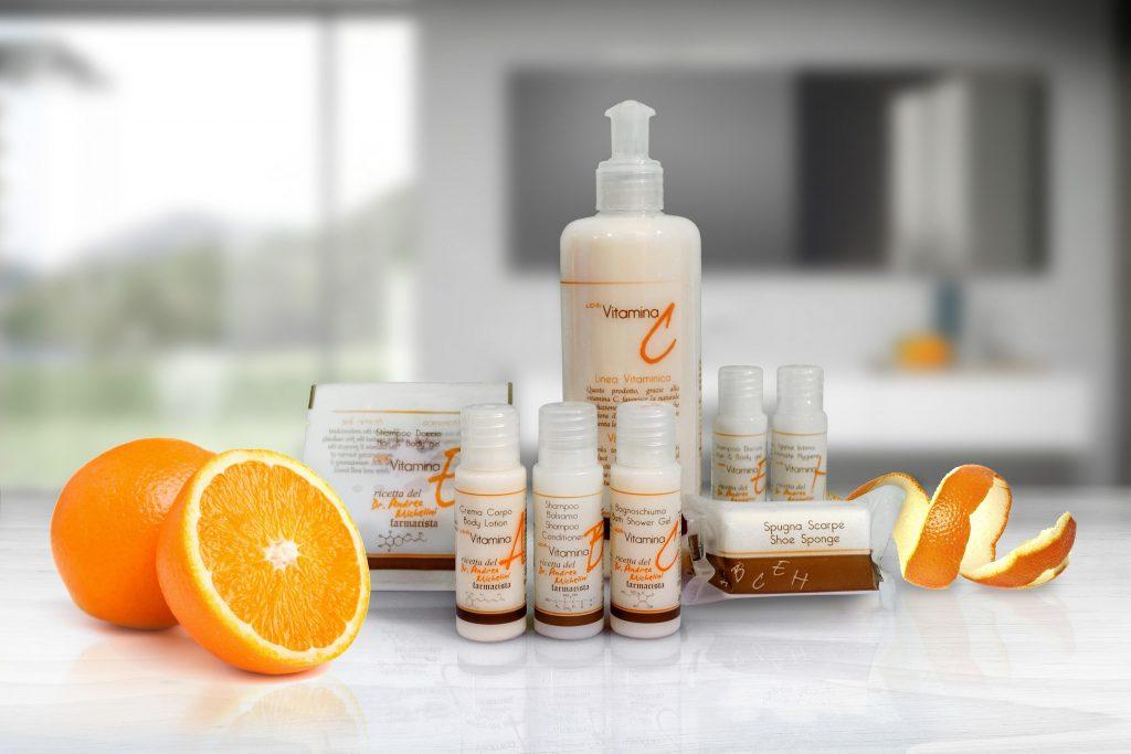 Shampoo Doccia 300ml Vitaminica (cartone da 30pz.)